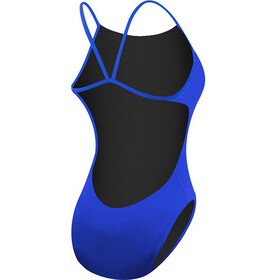 TYR Solid Cutoutfit Bathing Suit Women royal